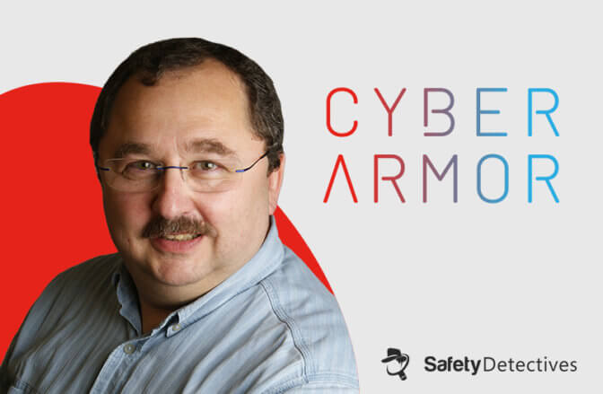 Interview With Leonid Sandler – Cyber Armor