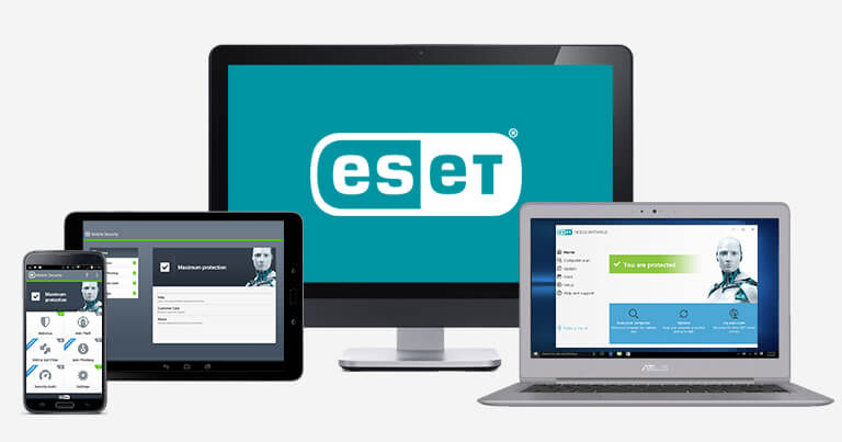 ESET Smart Security Premium — Beste lettvekt PC antivirus