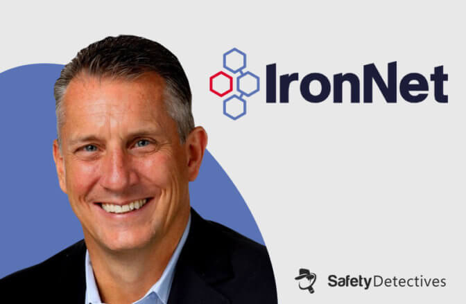 Interview With IronNet – Bill Welch