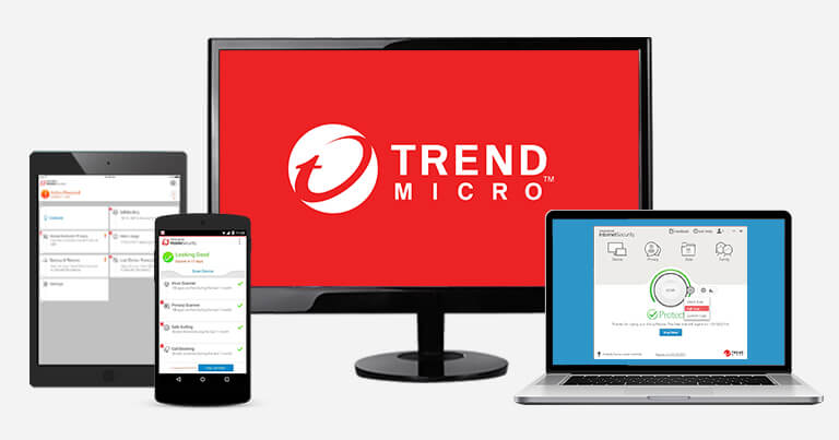 Trend Micro — Best for trygg surfing og internett bank