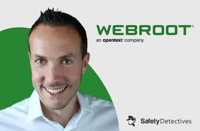 Interview With Matt Aldridge – Webroot, an OpenText Company