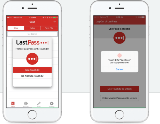 🥉3. LastPass — Best Free Plan with Unlimited Passwords + Users