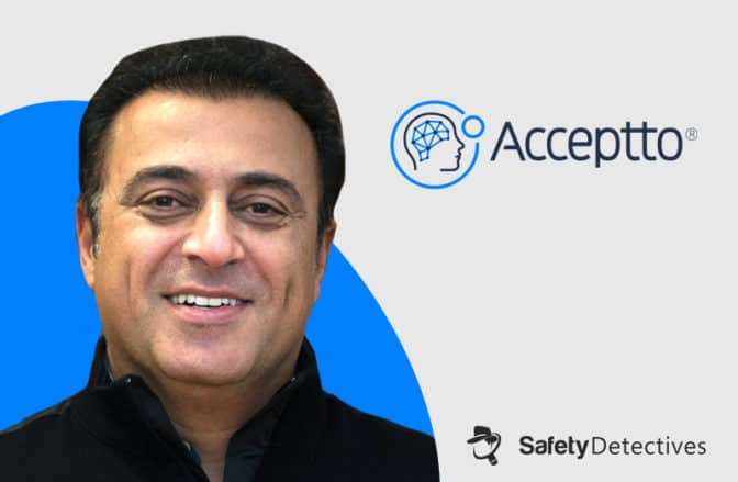 Interview With Shahrokh Shahidzadeh – Acceptto
