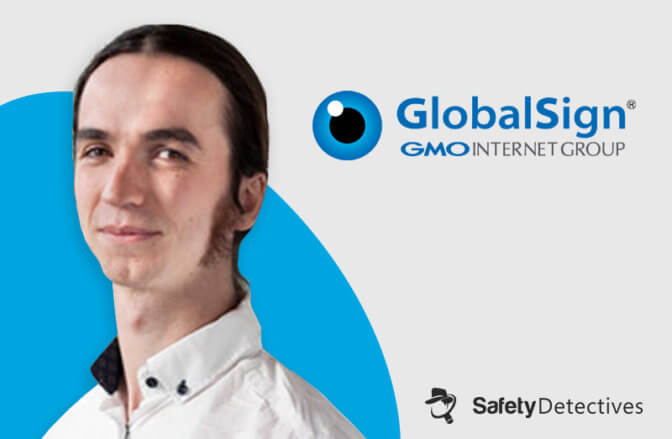 Interview With Arvid Vermote – GlobalSign