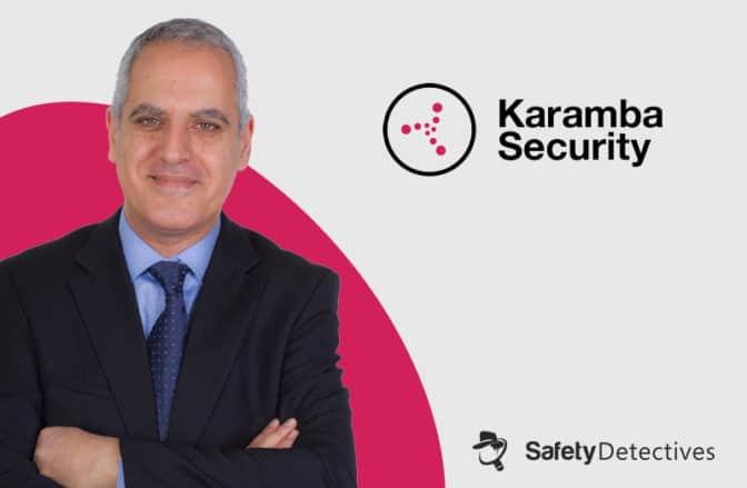 Interview With David Barzilai – Karamba Security