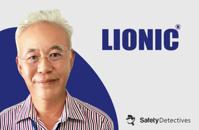 Interview With Eric Lu – Lionic