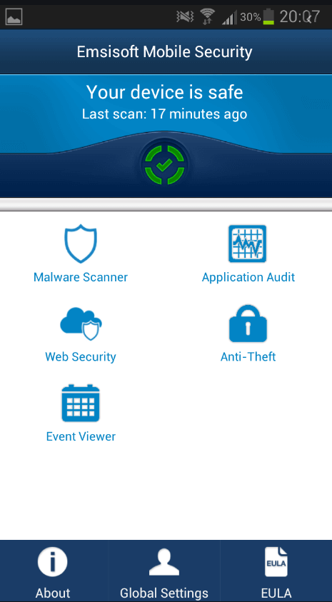 Emsisoft Mobile App