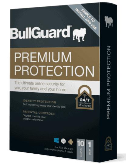 Plany i ceny BullGuard