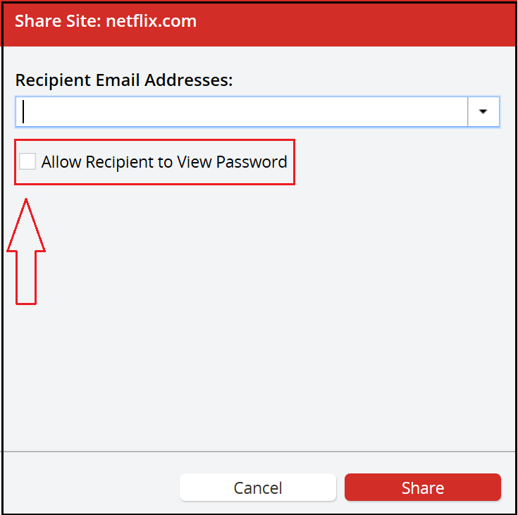 LastPass Security Features