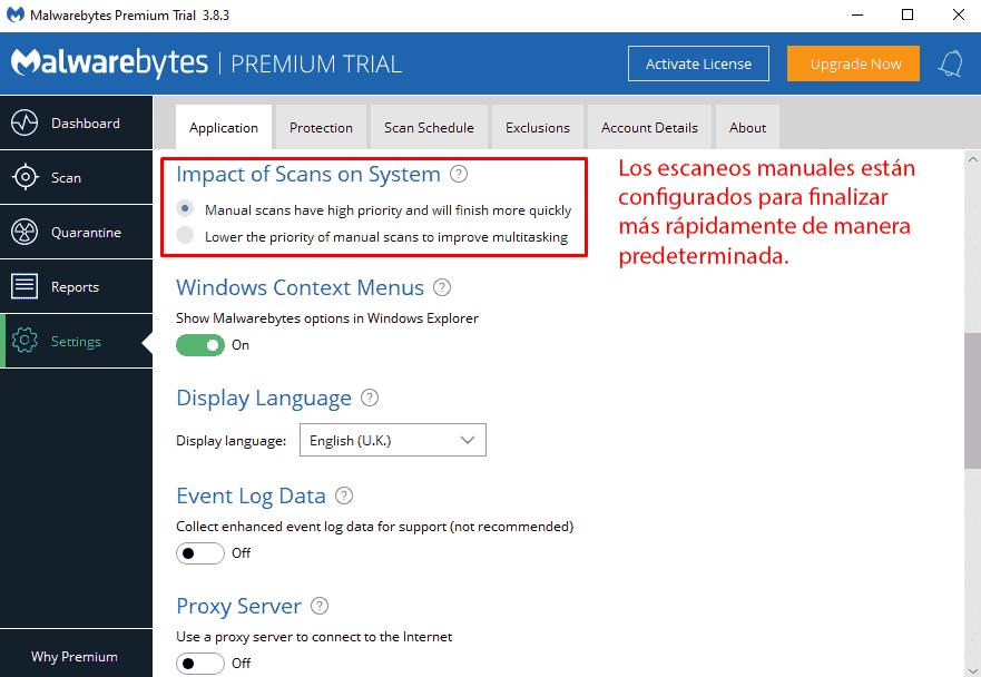 Malwarebytes es fácil de instalar y de usar