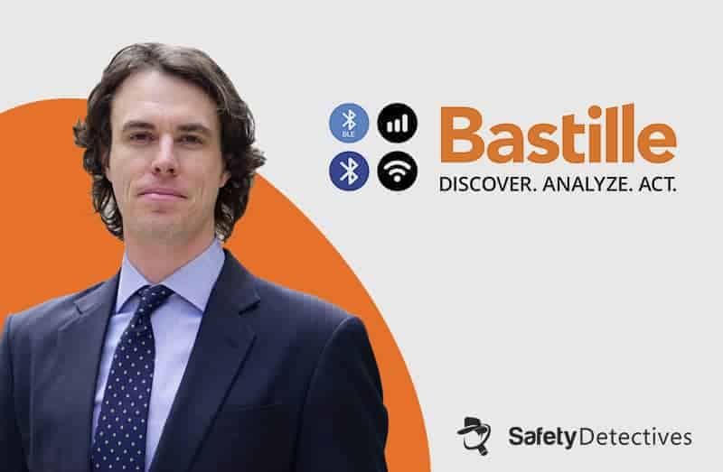 Interview With Bob Baxley – Bastille Networks