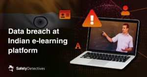 Up to 2 million people affected by data breach at Indian e-learning platform