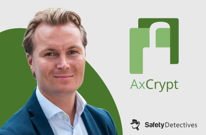 Interview With Zebastian Victorin – AxCrypt