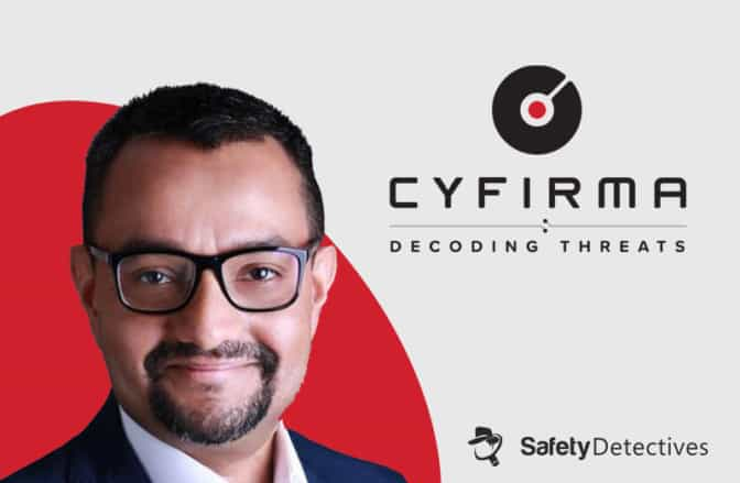 Interview With Kumar Ritesh – CYFIRMA