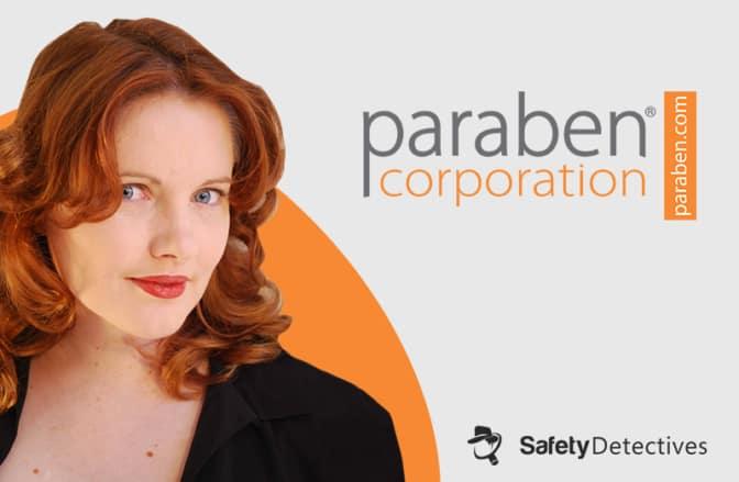 Interview With Amber Schroader – Paraben