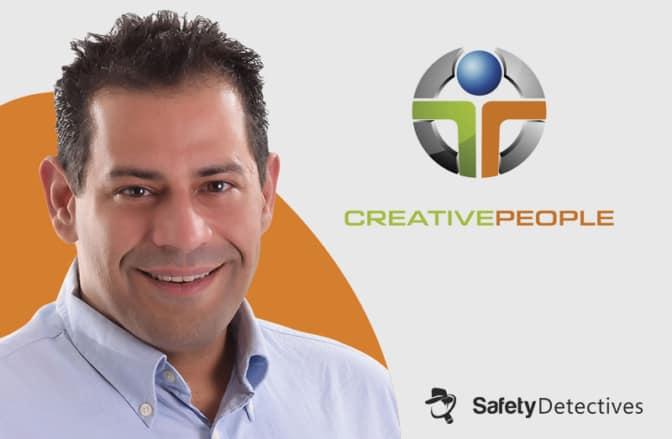 Interview With Chrysostomos Psaroudakis – Creative People