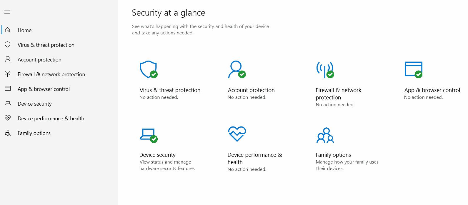Informazioni su Microsoft Defender Antivirus (alias Windows Defender)