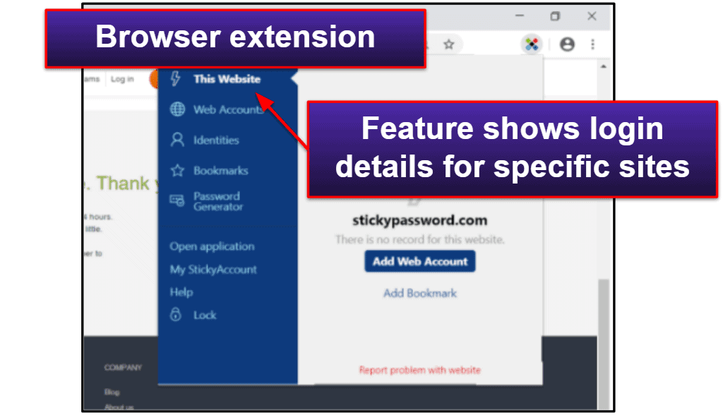 Sticky Password Full Review