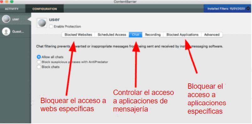 """Bonus: <a href=""""https://es.safetydetectives.com/go/vendor/product-2/218/?post_id=1584&alooma_btn_name=Affiliate+Link+-+439537"""" title=""""Intego"""" rel=""""nofollow noopener"""" target=""""_blank"""" data-btn-name=""""Affiliate Link - 439537"""" data-btn-indexed=""""1"""">Intego Mac Premium Bundle X9</a><i>— </i>Los mejores controles parentales para Mac"""
