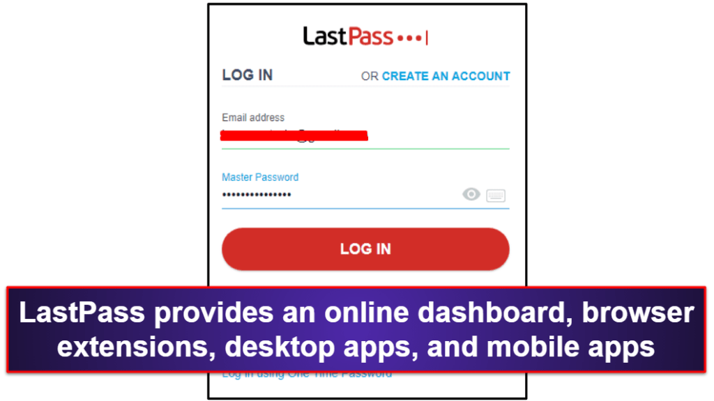 1Password vs. LastPass: Basic Features