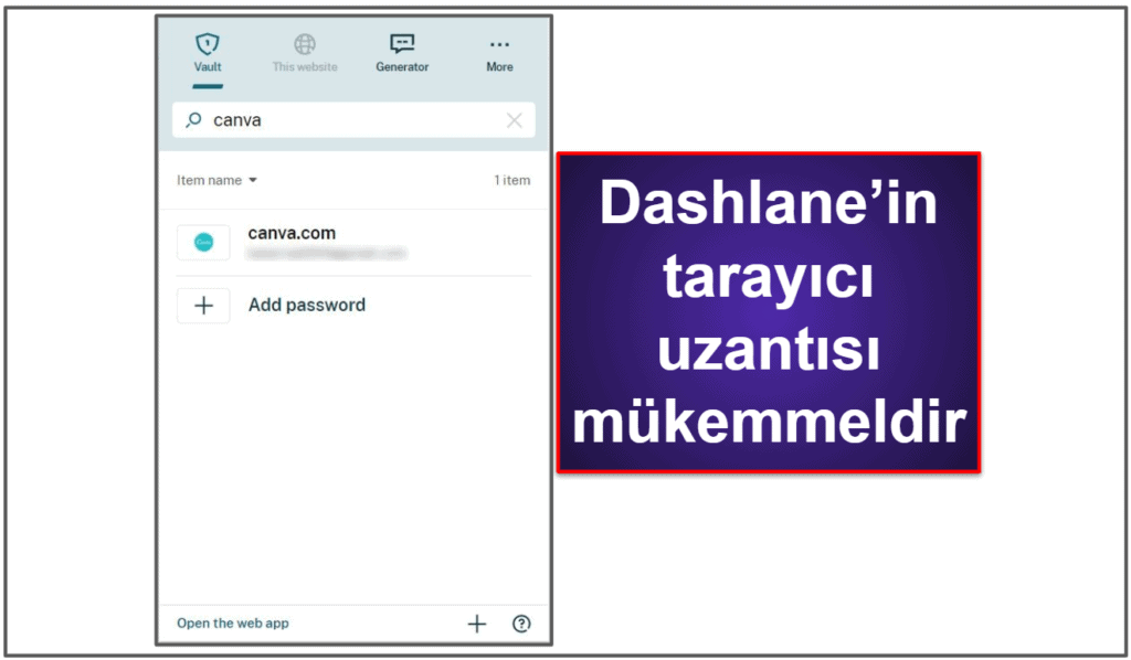 Dashlane Kullanım Kolaylığı ve Kurulum
