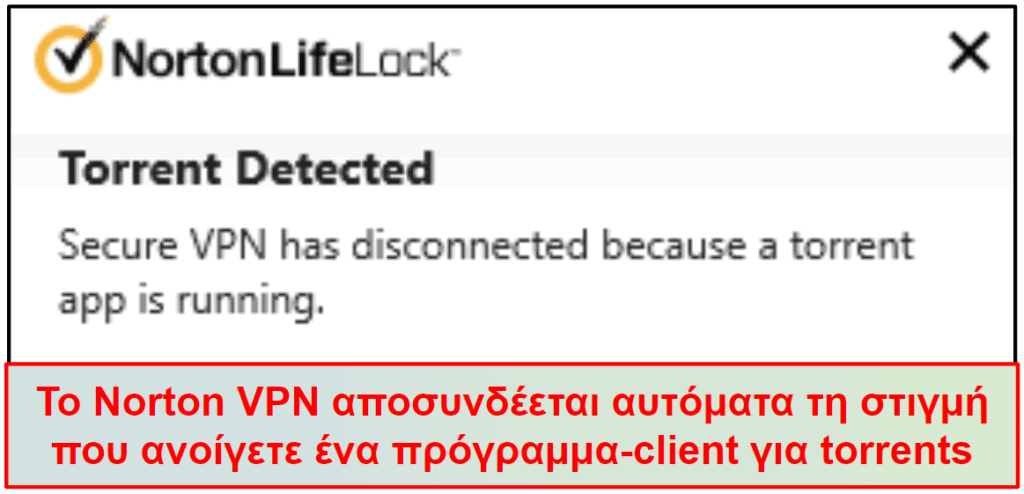 Norton Χαρακτηριστικά Ασφαλείας