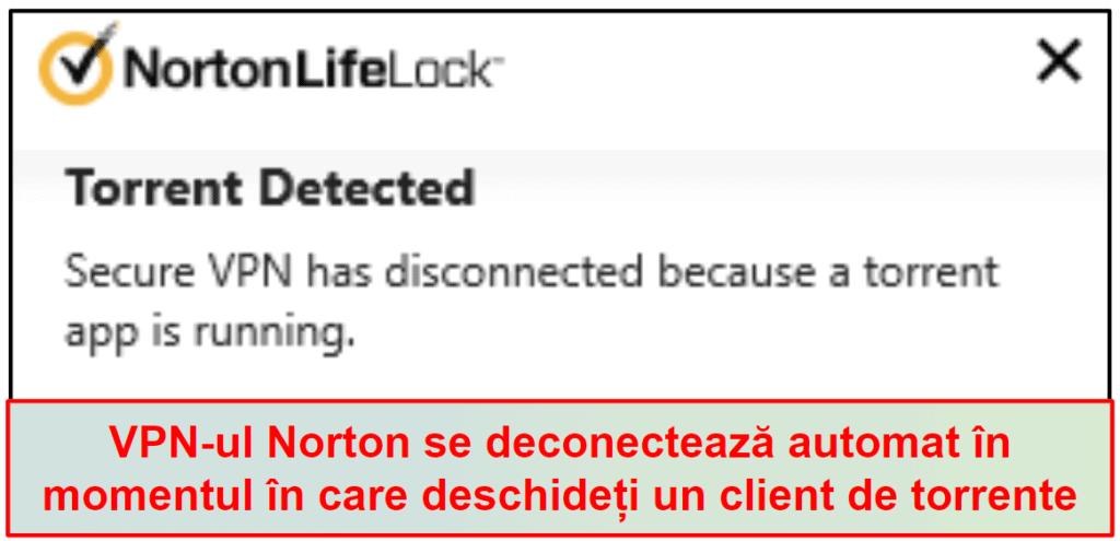 Funcții de securitate Norton 360
