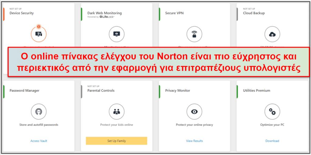 Norton 360 – Ευκολία στη Χρήση και Εγκατάσταση