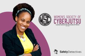 Interview With Mari Galloway – Women's Society of Cyberjutsu