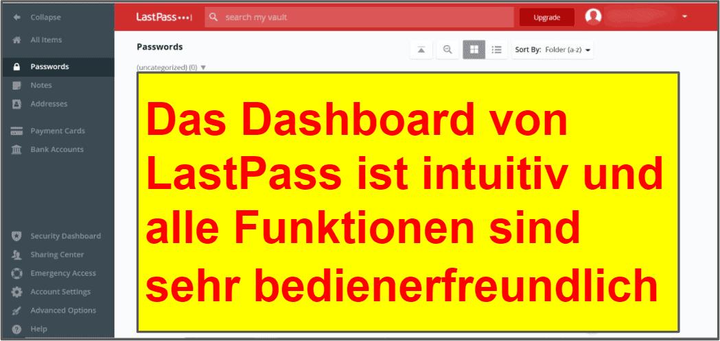 LastPass vs. Bitwarden: Bedienerfreundlichkeit
