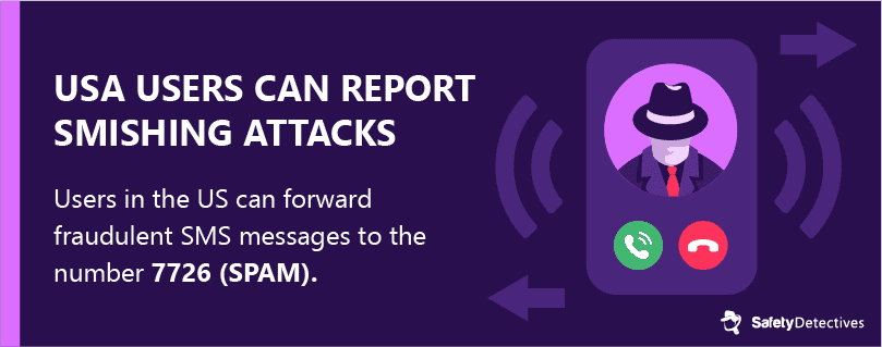 #11. You can report spam and smishing texts.