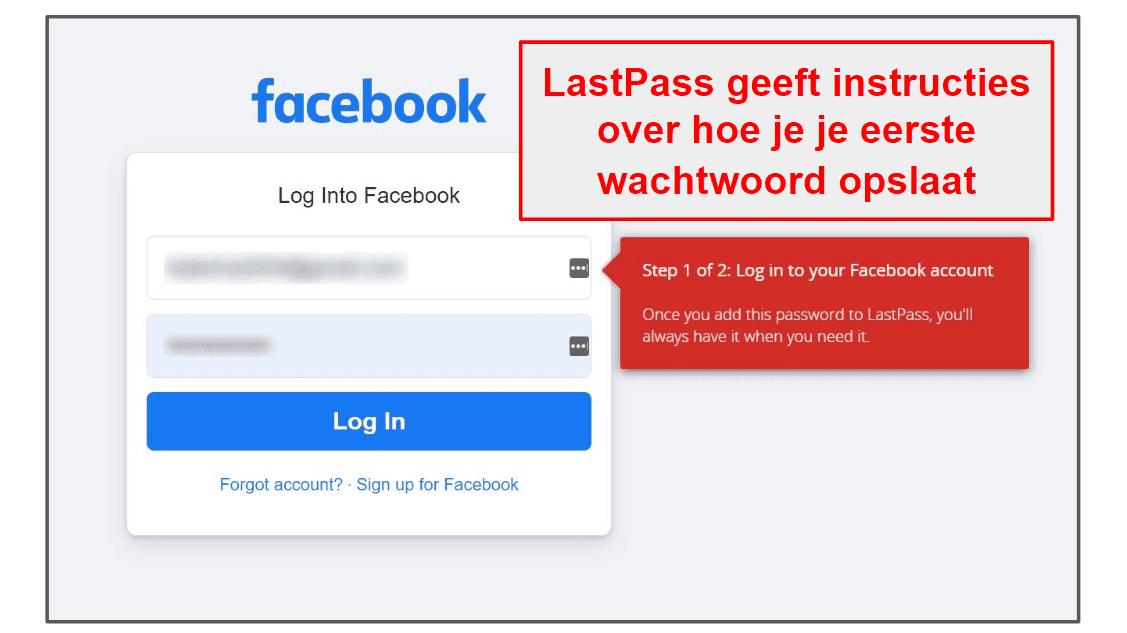 LastPass gebruiksgemak en installatie