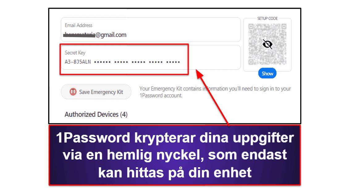1Password vs. LastPass: Säkerhet