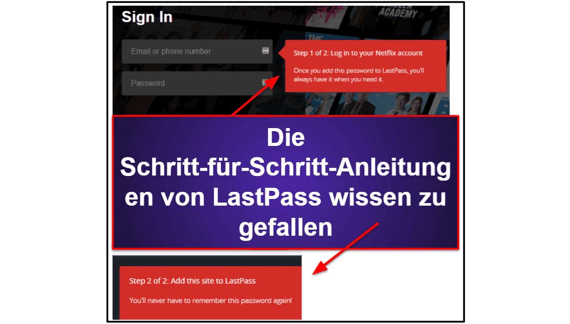 1Password vs. LastPass: Bedienerfreundlichkeit