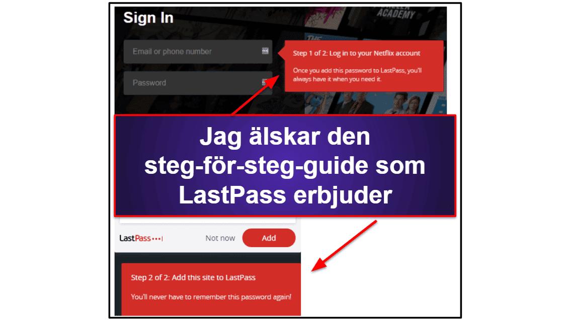 1Password vs. LastPass: Användbarhet