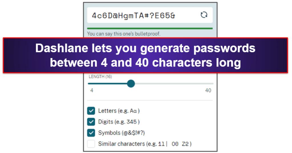 Dashlane vs. LastPass: Basic Features