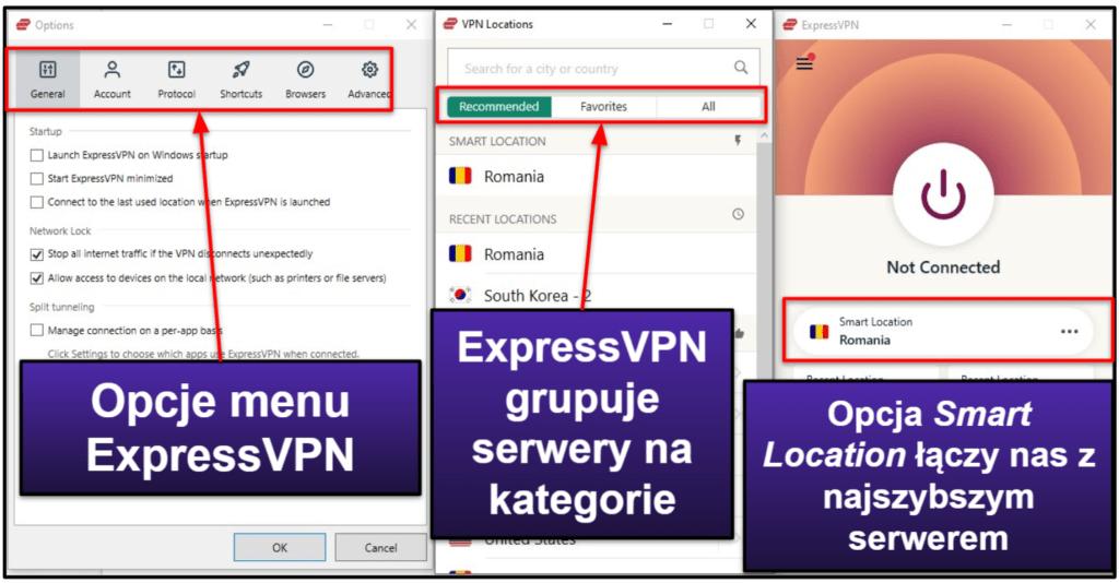 Łatwość użycia ExpressVPN: Aplikacje mobilne i desktopowe