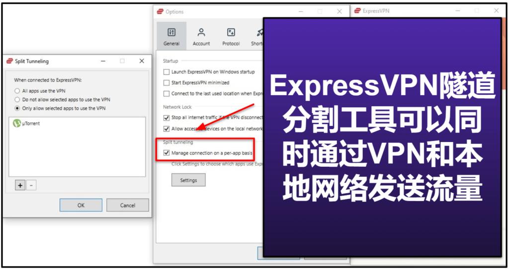 ExpressVPN功能介绍