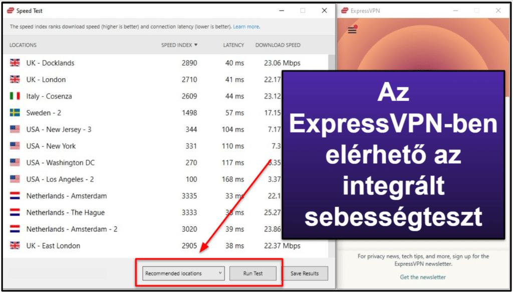 Az ExpressVPN funkcióiról