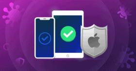 5 beste (RIKTIG GRATIS) iPad- og iPhone-antivirusapper i 2021