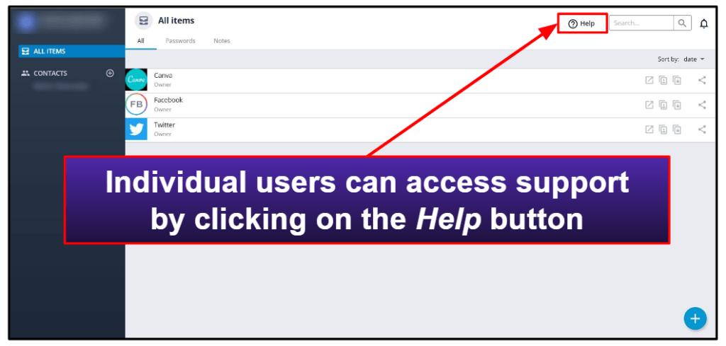 PassCamp Customer Support