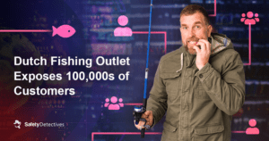 Dutch Fishing Outlet Exposes Hundreds of Thousands of Customers