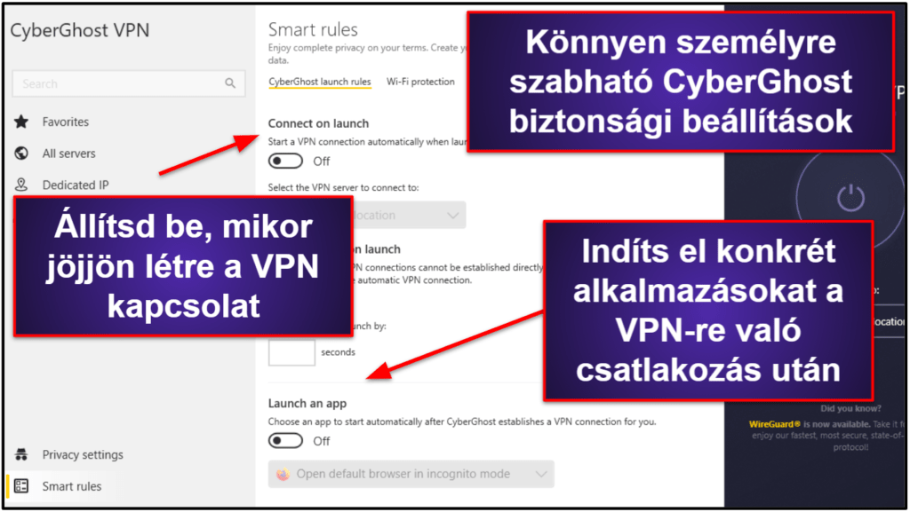 CyberGhost VPN teljes áttekintő