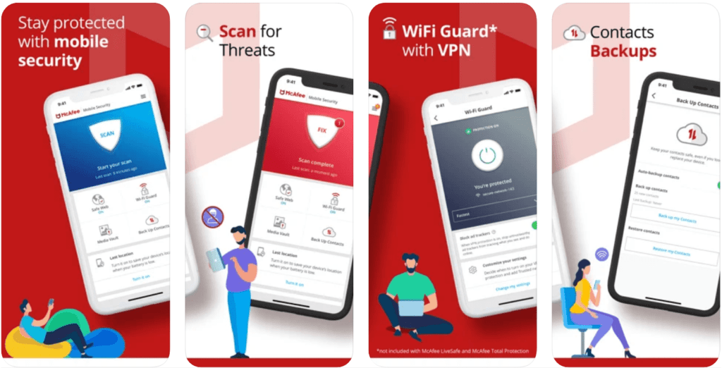 """3.🥉 <a href=""""https://www.safetydetectives.com/go/vendor/free-ios/203/?post_id=433&alooma_btn_name=Affiliate+Link+-+481970"""" title=""""McAfee"""" rel=""""sponsored noopener norefferer"""" target=""""_blank"""" data-btn-name=""""Affiliate Link - 481970"""" data-btn-indexed=""""1"""">McAfee Mobile Security for iOS</a> — Best for iPhone Theft Protection"""