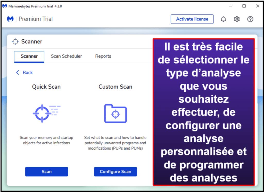 Malwarebytes – Facilidade para Usar e Configurar