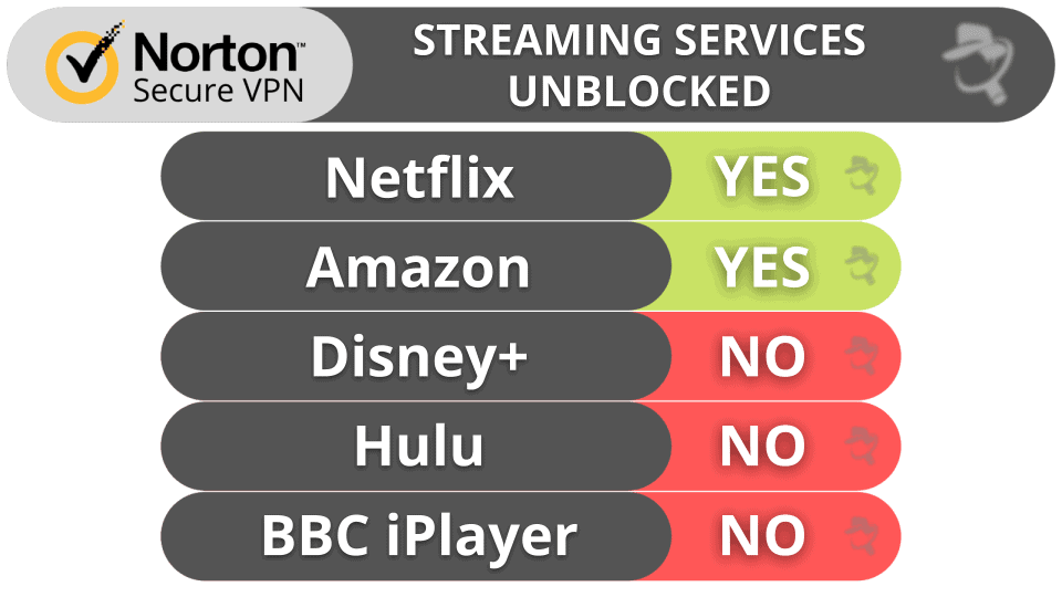 Norton Secure VPN Streaming & Torrenting