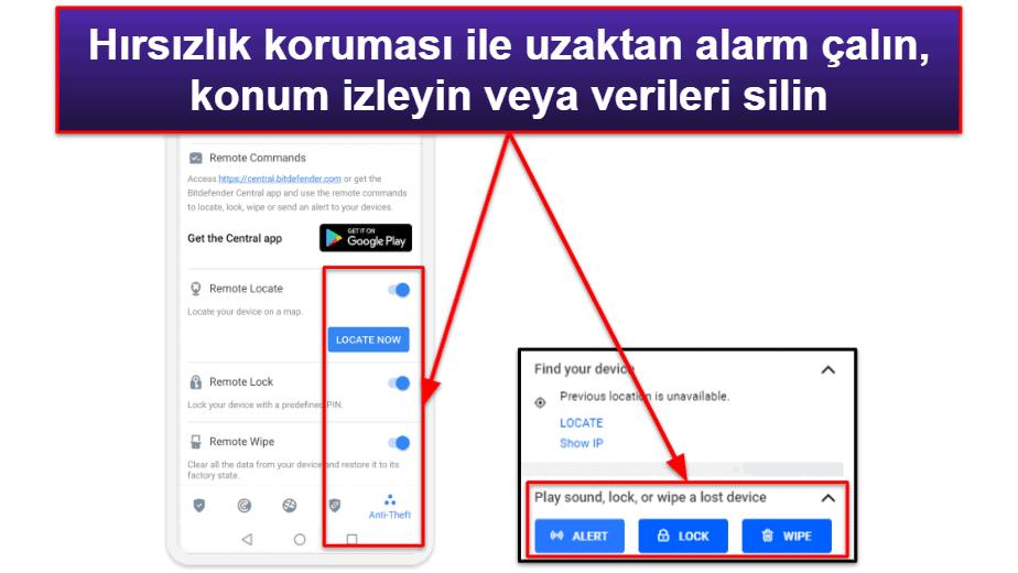 Bitdefender Mobil Uygulaması