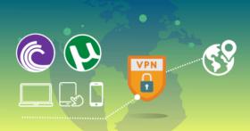 5 meilleurs VPN torrent 2021 [sûrs, rapides et cachés]