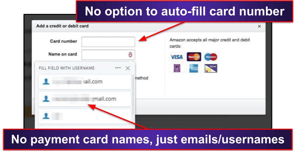 Avira Password Manager Security Features