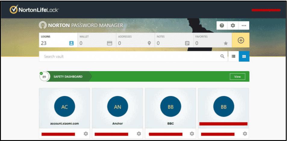 Pełna recenzja Norton Password Manager